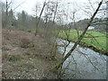 SO3787 : River Onny - view upstream by Jonathan Billinger