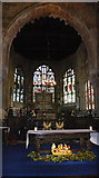 SJ3350 : St Giles, Wrexham by Eirian Evans