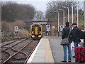 ND1167 : Train approaching by John Lucas