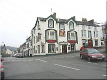 SH5873 : The Tap and Spile public house in Garth Road by Eric Jones