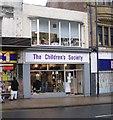 SE1633 : The Children's Society Shop - Westgate by Betty Longbottom