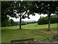 SD8631 : Brunshaw Golf Course, Deerpark Road by Kevin Rushton