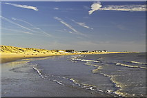 TQ9618 : Camber Sands by dennis smith