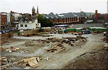 SK3871 : Chesterfield View by Alan Heardman