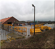TA0623 : Former Tile Works, Barrow Haven by David Wright