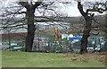 SK5448 : Hucknall recycling centre by Alan Murray-Rust