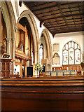 TL3706 : St Augustine's Church, Broxbourne, Hertfordshire by Christine Matthews