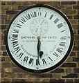 TQ3877 : Galvano-Magnetic 24 Hour Clock, Royal Observatory, Greenwich by Christine Matthews