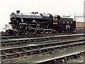 SJ8696 : Railway Depot, Longsight by Dave Hitchborne