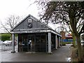 ST5445 : Wells Bus Station by Sharon Loxton