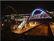 TQ1885 : Wembley: Wembley Stadium Station by Chris Downer