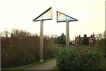 SK7953 : Jubilee Arch by Richard Croft