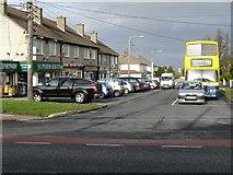 O1627 : Dublin Bus 14A by Raymond Okonski