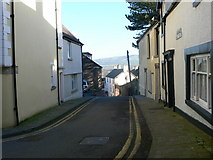 SJ0566 : Park Street, Denbigh by Eirian Evans