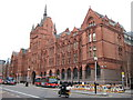 TQ3181 : Holborn: Prudential Assurance building, 142 Holborn Bars, EC1 by Nigel Cox