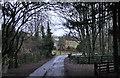 NT9608 : Garden Wood by Helen Wilkinson