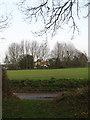 TG0606 : Hall Farm by Evelyn Simak