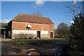 TQ8446 : Oast House at Upper Little Boy Court Farm, Boy Court Lane, Headcorn, Kent by Oast House Archive