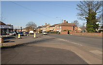 TL4197 : Wisbech Road, Junction with Elliott Road by dennis smith