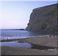 SX1496 : Beach at Crackington Haven by Trevor Rickard