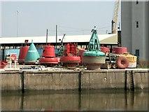 TF3242 : 'Ten Buoys', Boston by Dave Hitchborne
