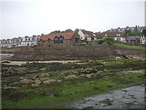 NO4102 : The Old Saltworks of Lower Largo. by Michael Murray