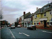 SK3950 : Ripley Town Centre - High Street by Phillip Perry