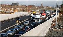 J3373 : The Westlink, Belfast (9) by Albert Bridge