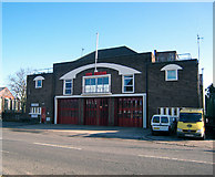 J3271 : Cadogan Fire Station, Belfast by Rossographer