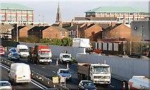 J3373 : The Westlink, Belfast (10) by Albert Bridge