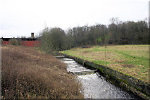 SD8632 : River Brun Brownside by Kevin Rushton