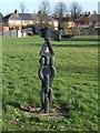 SP0682 : Millennium Milepost by John M