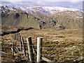 NY4808 : Fence Junction, Tarn Crag by Michael Graham