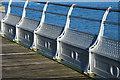 SH5873 : Pier y Garth Bangor Garth Pier by Alan Fryer