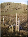 NY4806 : Stile under Great Howe by Michael Graham