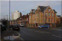 TQ2789 : East End Road by Martin Addison
