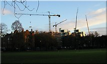 NT2572 : Quartermile development, The Meadows. by Kay Williams