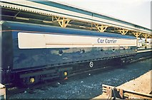 SX9193 : Prototype Car Carrier. by Clive Warneford