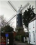 TA0233 : Skidby Windmill by Peter Church