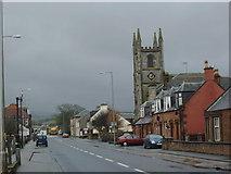 NS6113 : A76 through New Cumnock by Darrin Antrobus