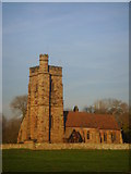 SJ6327 : St Peters Church, Stoke on Tern by A Holmes