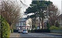J3773 : The North Road, Belfast by Albert Bridge