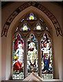 SO8240 : East Window, Hook Church by Bob Embleton