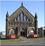 SE2040 : Trinity Church - New Road Side, Rawdon by Betty Longbottom