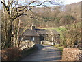 SD2290 : Lickle bridge and cottage, Broughton Mills by Andrew Hill