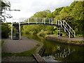 SO9784 : Coombeswood Bridge by Row17