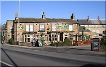 SE2040 : The Woolpack - New Road by Betty Longbottom