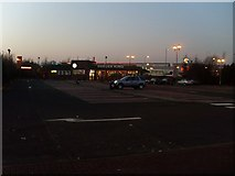 NS5170 : Burger King, Great Western Retail Park by Stephen Sweeney