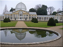 TQ1776 : The Great Conservatory by Colin Smith