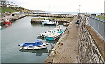 D2818 : Carnlough harbour (2) by Albert Bridge